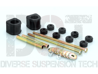 Front Sway Bar Bushings and Endlinks - 29.97mm (1-3/16 Inch)