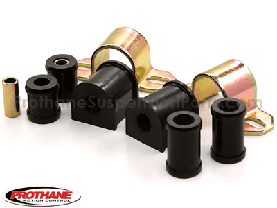 71118 Rear Sway Bar and End Link Bushings - 17.46mm (11/16 Inch) - 2 Bolt Clamp Style