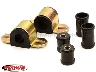 71121 Rear Sway Bar and End Link Bushings - 22.22 mm (7/8 Inch) - 2 Bolt Clamp Style