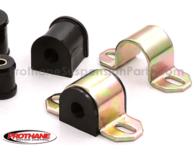 71122 Rear Sway Bar and End Link Bushings - 15.87mm (5/8 Inch) - 1 Bolt Clamp Style