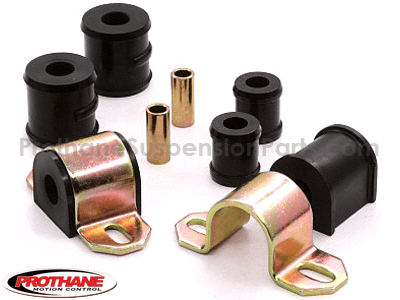 71123 Rear Sway Bar and End Link Bushings - 17.46mm (11/16 Inch) - 1 Bolt Clamp Style