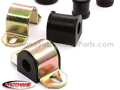 71124 Rear Sway Bar and End Link Bushings - 19.04mm (3/4 Inch) - 1 Bolt Clamp Style