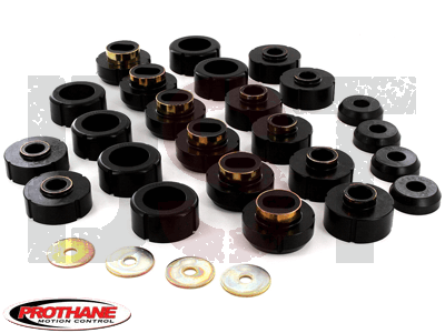 7114 Body Mount Bushings and Radiator Support Bushings