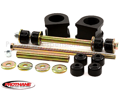 Front Sway Bar Bushings and Endlinks - 36mm (1.42 Inch)