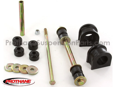 Front Sway Bar Bushings and Endlinks - 31.75mm (1-1/4 Inch)