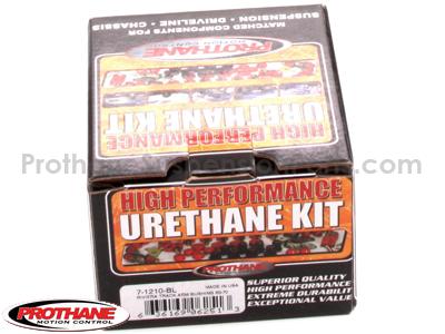 71210 Rear Track Arm Bushing Kit - Panhard Bar