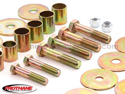 7140 Body Mount Hardware Kit - for 7119