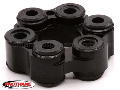 Driveshaft Coupler - Six Shooter - 12mm