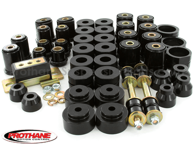 Complete Suspension Bushing Kit - Chevrolet Chevelle 68-72