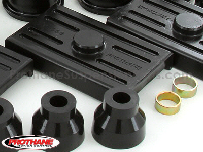 72006 Complete Suspension Bushing Kit - Pontiac 76-79 Models