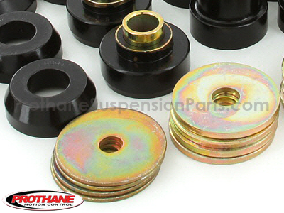 72006 Complete Suspension Bushing Kit - Pontiac 76-79 Models