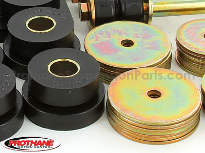72010 Complete Suspension Bushing Kit - Chevrolet Bel Air 55-57 - Sedan and Hardtop