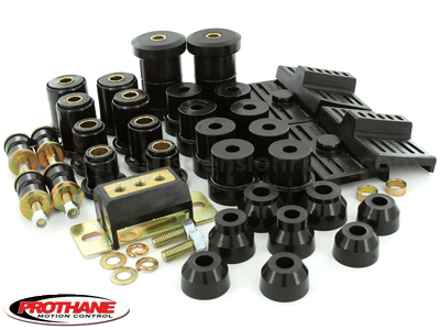 72027 Complete Suspension Bushing Kit - Chevrolet Nova 75-79