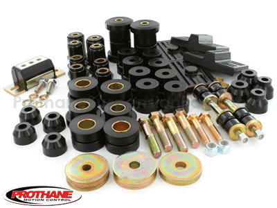 72028 Complete Suspension Bushing Kit - Chevrolet and Pontiac Models 70-72