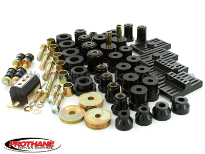 72029 Complete Suspension Bushing Kit - Chevrolet and Pontiac Models 73-74