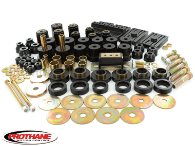 72030 Complete Suspension Bushing Kit - Chevrolet Camaro 80-81