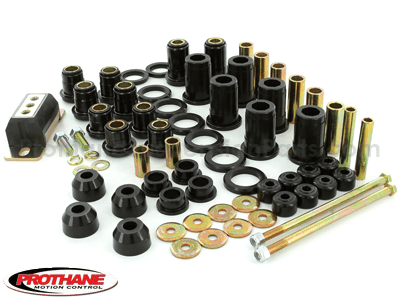 Complete Suspension Bushing Kit - Chevrolet Models 59-64
