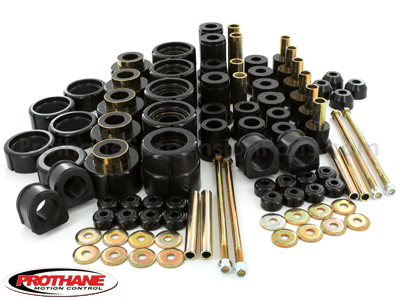72035 Complete Suspension Bushing Kit - Chevrolet and GMC 4WD Models
