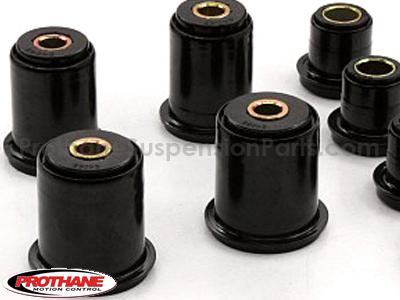 7221 Front Control Arm Bushings - w/Shells - w/ 1.90 Inch OD Lower
