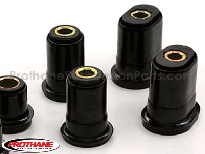 7222 Front Control Arm Bushings - with Oval Lower - with Shells