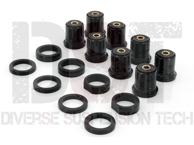 Rear Control Arm Bushings - with Shells