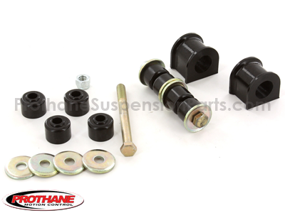 Front Sway Bar Bushings and End Links - 21mm (0.82 inch)