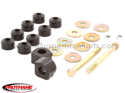Front Sway Bar Bushings and Endlinks - 16mm (0.62 inch)