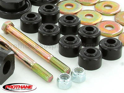 82001 Complete Suspension Bushing Kit - Honda Civic and CRX 84-87