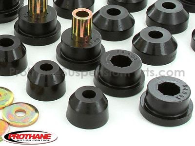 82003 Suspension Bushing Kit w/o Rear Upper Control Arm Bushings - Honda Civic and Del Sol