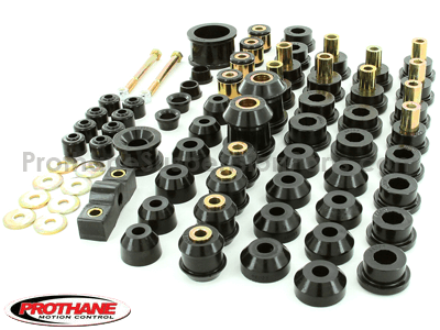 Total Kit - without Rear Upper Control Arm Bushings