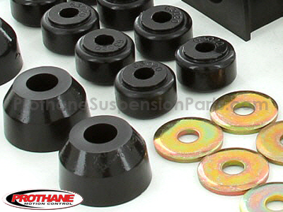 82006 Suspension Bushing Kit - Accord 90-93 - w/o Rear Upper Control Arm Bushings