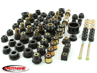 Complete Suspension Bushing Kit - Honda Civic and Del Sol