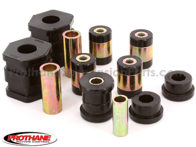 Front Upper and Lower Control Arm Bushings