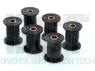 Prothane Rear Leaf Spring Bushings for Scout