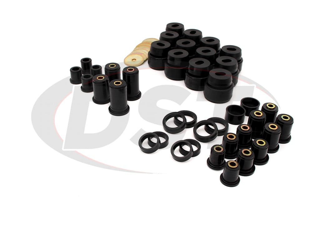 prothane-packagedeal005 Complete Suspension Bushing Kit - Cadillac and Chevrolet Models