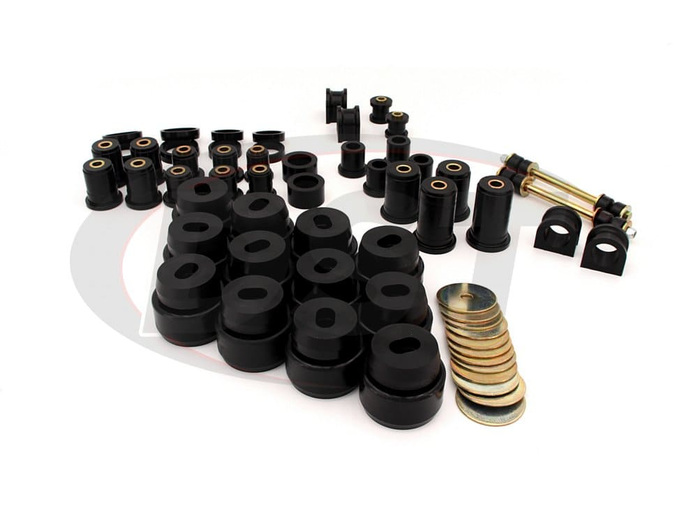 prothane-packagedeal030 Complete Suspension Bushing Kit - Chevrolet Suburban 1500 02-05