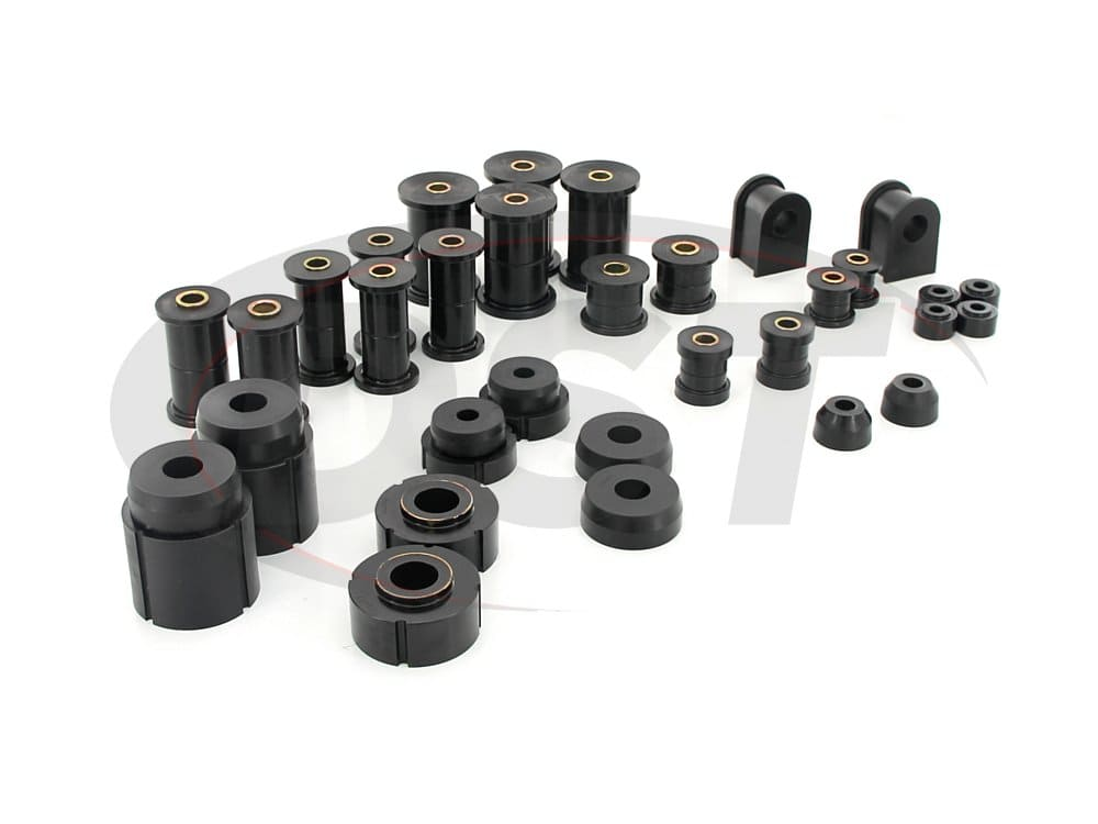 prothane-packagedeal053 Complete Suspension Bushing Kit - Ford F250 and F350 4WD 80-98