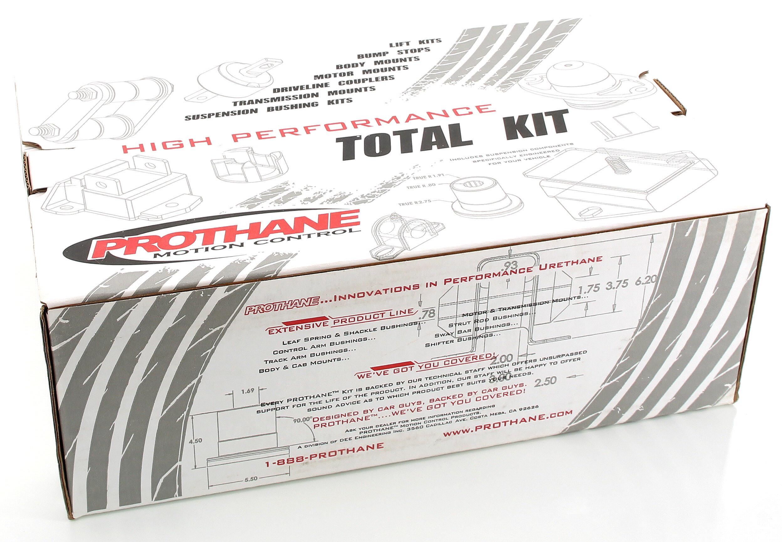 62024 Total Kit - V8 Only