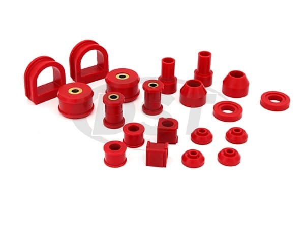 Volkswagen Golf II Front End Bushing Rebuild Kit 85-92